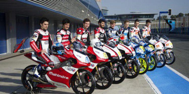 Mahindra en busca y captura de un podio de Moto3