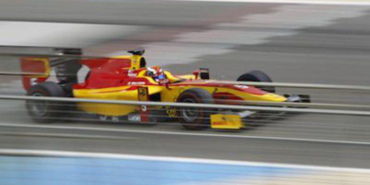 Así llegan los equipos de GP2 al comienzo de la temporada 2014