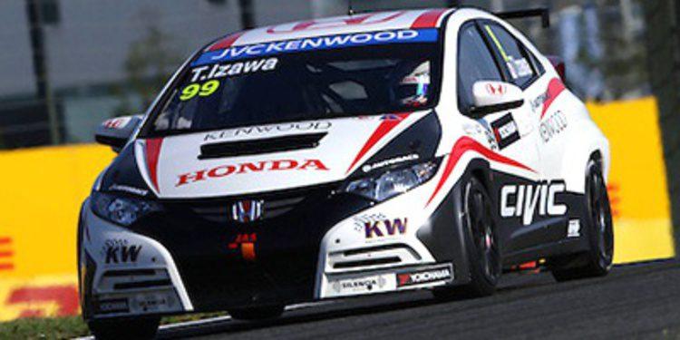 Nika Racing cambia a Honda para la temporada 2014 del WTCC