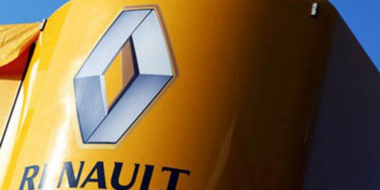 El motor Renault de F3 completa su shakedown