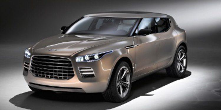 Aston Martin da prioridad al nuevo Lagonda SUV