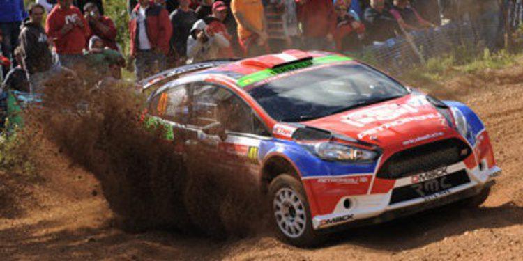 Directo del Rally de Portugal del WRC 2014 - SS1