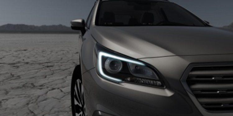 Teaser del nuevo Subaru Outback