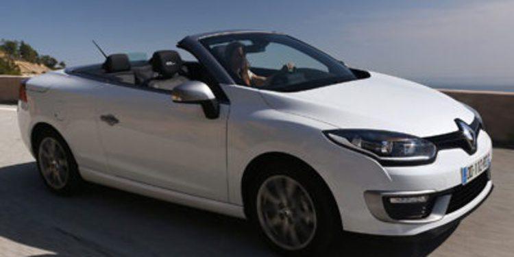 Renault mejora el Mégane Coupé-Cabrio