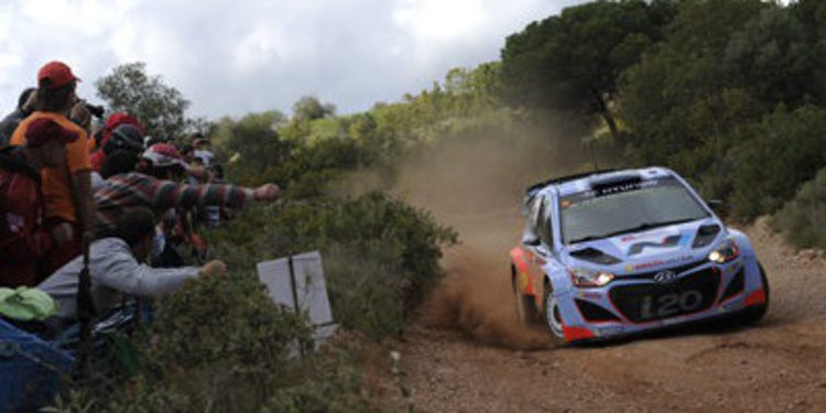 Directo del Rally de Portugal del WRC 2014 - Primer bucle