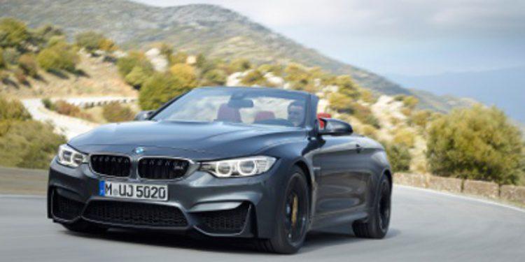 BMW muestra al mundo el nuevo M4 Cabrio