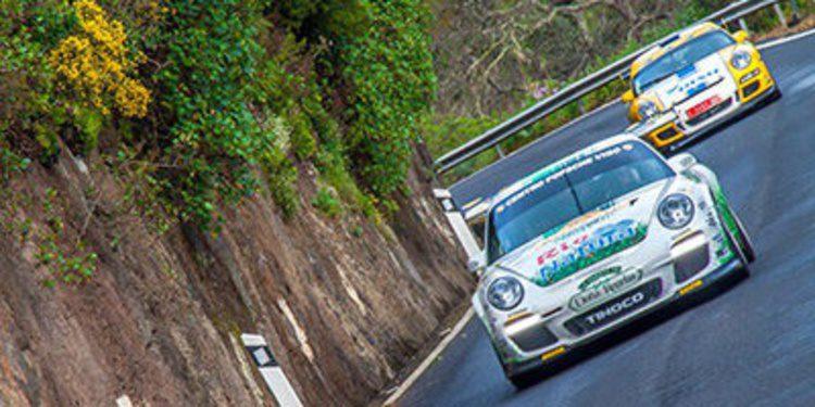 Analizamos los tiempos del nuevo Porsche de Vallejo
