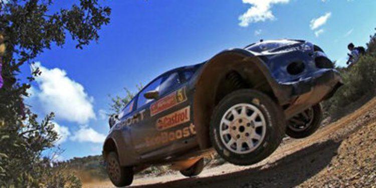 Mikko Hirvonen lidera el Rally de Portugal en 'blando'