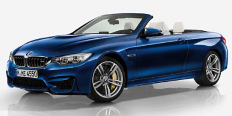Primer vídeo y todas las imágenes del BMW M4 Cabrio