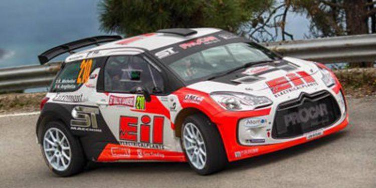 El Citroën DS3 R5 se estrena en el Rally San Remo