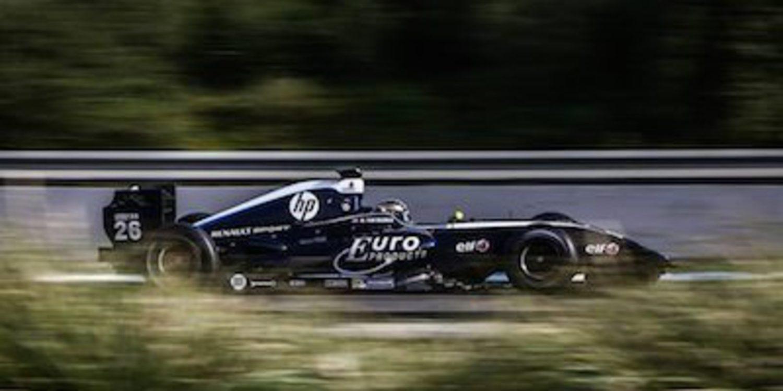 Meindert Van Buuren ficha por Pons Racing para la 3.5