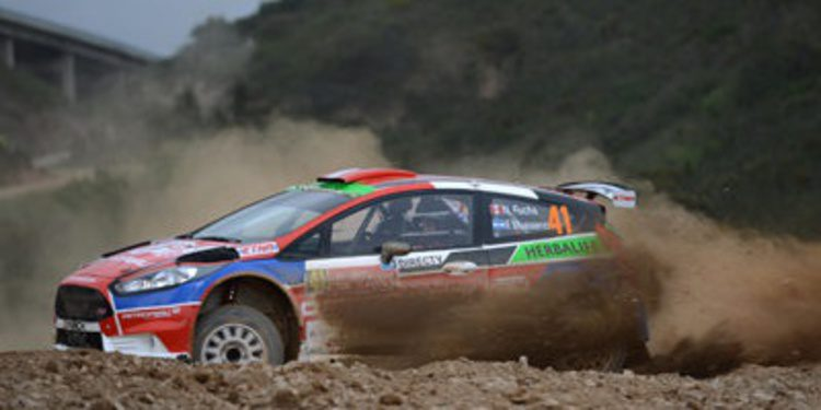 Directo Rally de Portugal del WRC 2014 - Tercer bucle