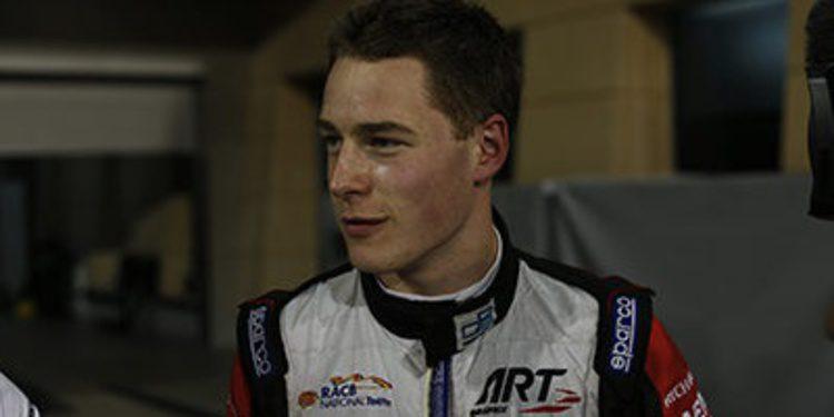 Stoffel Vandoorne arrasa en su debut en la GP2