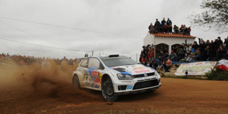 Sebastien Ogier le da una estocada al Rally de Portugal