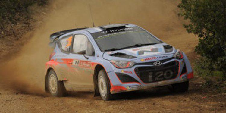 Directo Rally de Portugal del WRC 2014 - Quinto bucle