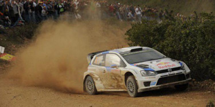 Sebastien Ogier gana el Rally de Portugal con Dani Sordo KO