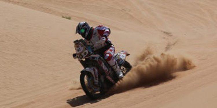 Muere Cameron Waugh en la Abu Dhabi Desert Challenge