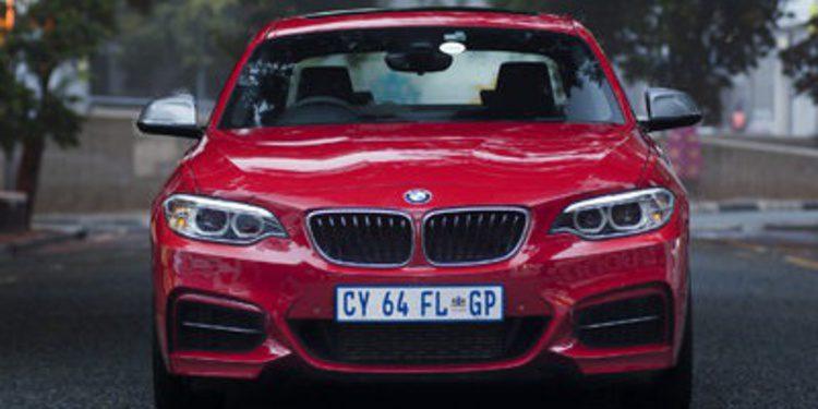 BMW podría estar trabajando en el nuevo M2