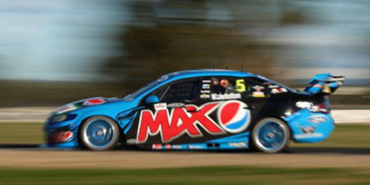 Mark Winterbottom aprieta los V8 Supercars en Winton