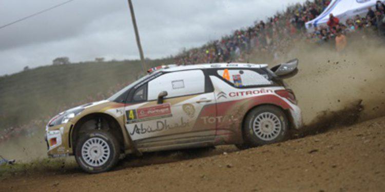 Las mejores imágenes del Rally de Portugal WRC 2014