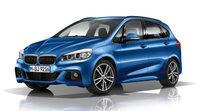 El nuevo BMW Serie 2 Active Tourer tendrá el paquete M