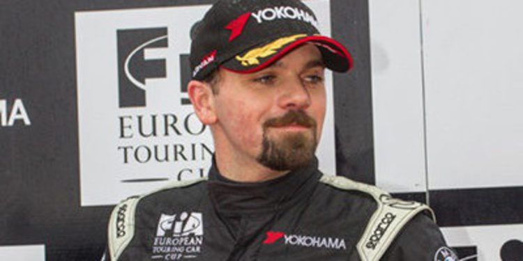 Petr Fulin con Campos Racing en Marrakech