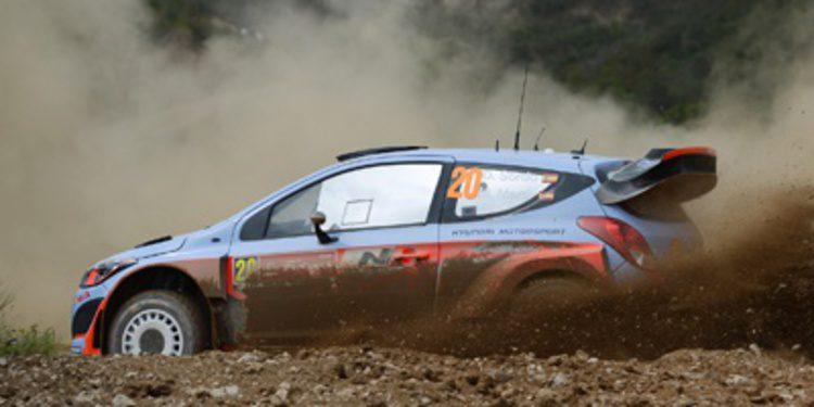El Rally de Portugal del WRC 2014 en 'on board'