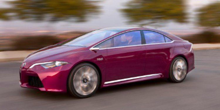 Novedades de la próxima generación del Toyota Prius 2015