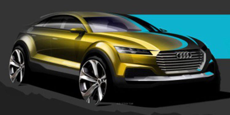 Nuevo SUV concept deportivo de Audi