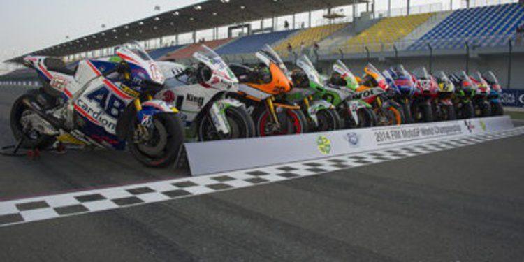 El Mundial de MotoGP hace 'las Américas' en Austin