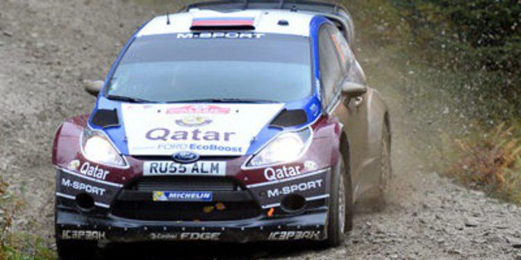 Evgeny Novikov podría regresar al WRC en Finlandia