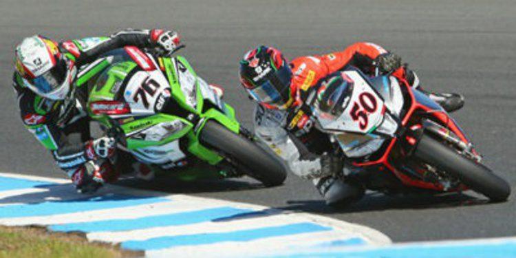 El Mundial de Superbikes reemprende la marcha en MotorLand