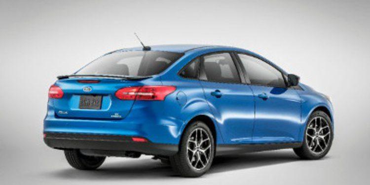 Ford presenta el nuevo Focus sedán