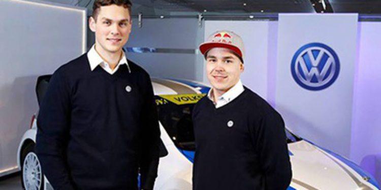 Marklund Motorsport enseña su decoración para el WRXC