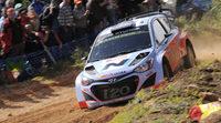 Hyundai actualizará el motor de su i20 WRC en Finlandia