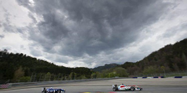 Max Verstappen cierra la pretemporada de F3 al frente