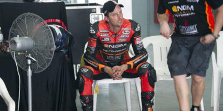 Colin Edwards se retira de MotoGP al acabar 2014