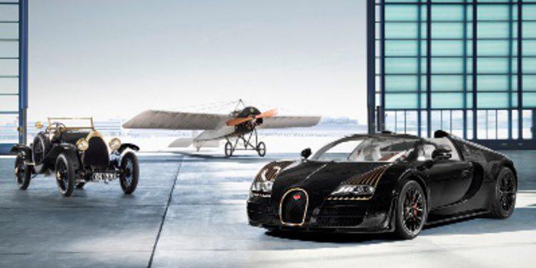 "Nuevo Bugatti Veyron Grand Sport Vitesse ""Black Bess"""