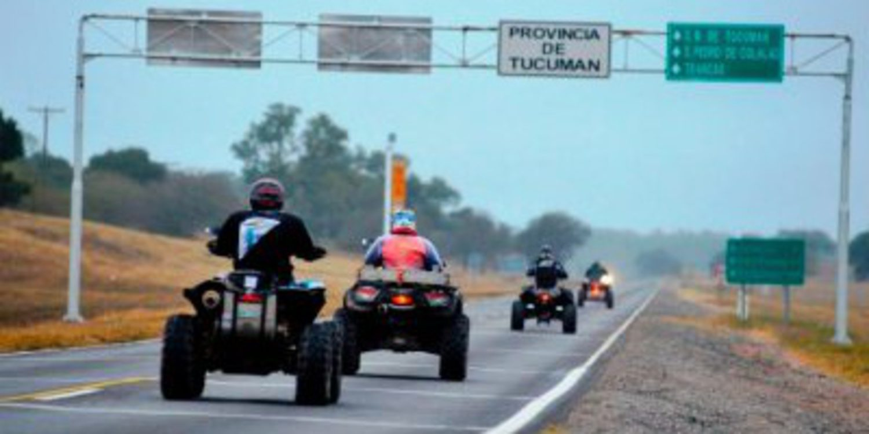 Gouet, Bonetto, Mazzuco y Silva ganan la etapa 4 del Desafío Ruta 40