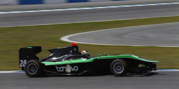 Alfonso Celis Jr correrá con Status GP en GP3
