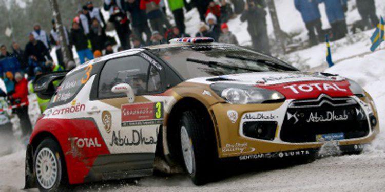 Kris Meeke y un arranque con Citroën muy amargo