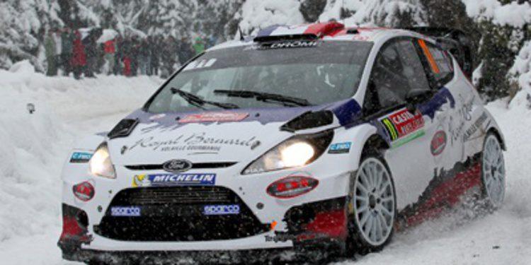 El Rally de Montecarlo se retrasa una semana en 2015