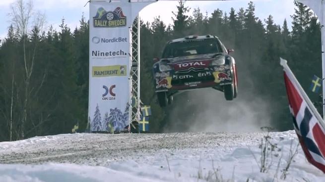Citroën resume su primera mitad de temporada en el WRC