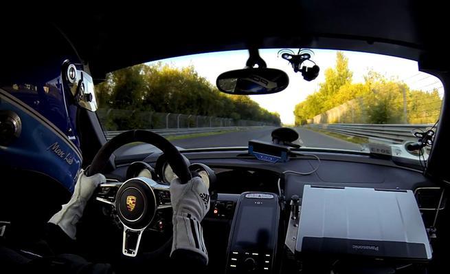 El récord de 6:57 del Porsche 918 Spyder en Nürburgring