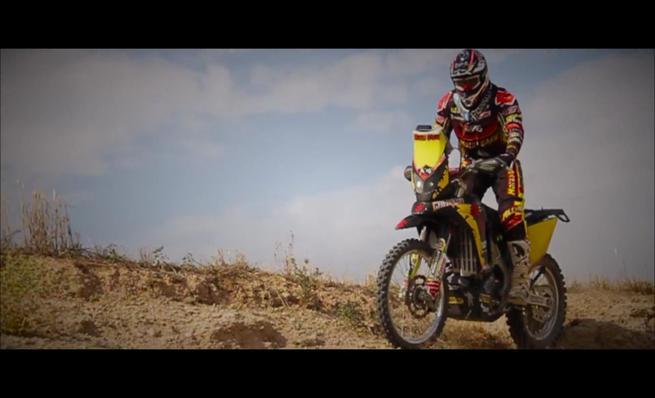 José Manuel Pellicer empieza su camino hacia el Dakar 2014
