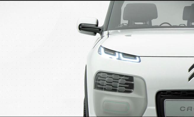 Citroën Cactus Concept Car