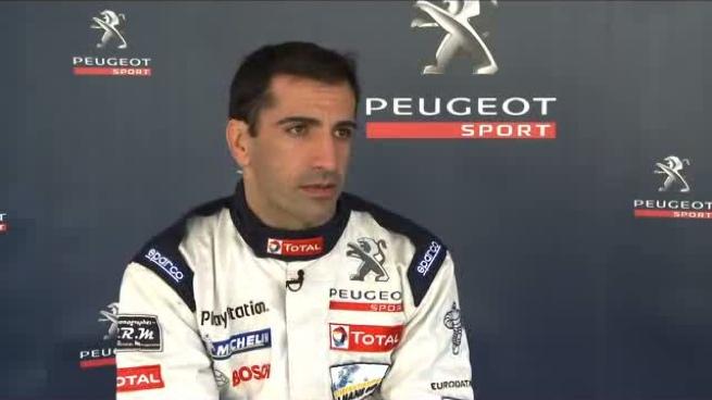Marc Gené habla sobre las 24 horas de Le Mans