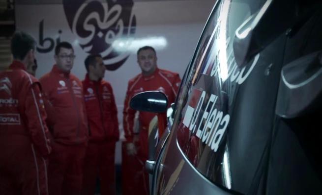 El DS3 WRC de las cifras mágicas de Sebastien Loeb