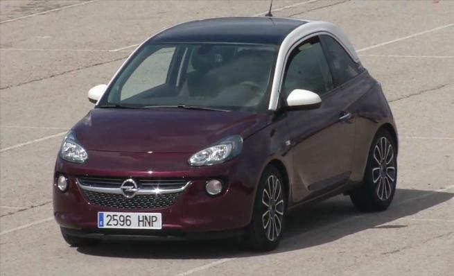 Opel Adam, el coche de moda