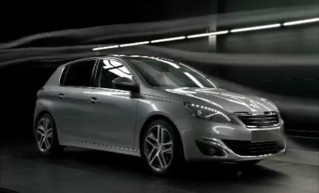 Así es el Nuevo Peugeot 308